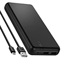 Spigen Essential 20000 mAh 2 Portlu 24W (2x 5V 2.4A) iP (Intelligent Power Technology) Taşınabilir Şarj Cihazı Powerbank F712D - 000BP24948