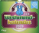 Der Wochenendkalender 2019: Spiele, Spannung, Spaß am Glas