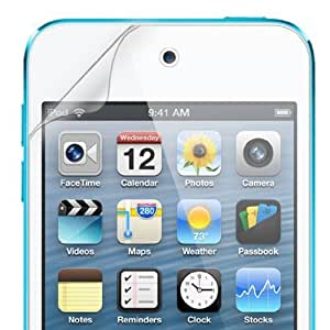 Pack of 5 Front Matte Anti Glare LCD Screen Protector Shield Guard for Apple iPod Touch 5 5th Generation