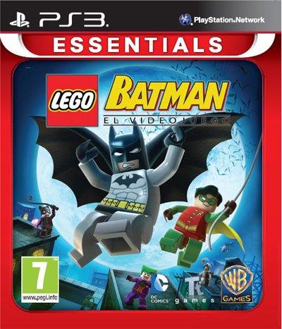 Lego Batman The Video Game (EU) (PS3)
