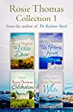 Rosie Thomas 4-Book Collection: The White Dove, The Potter's House, Celebration, White (English Edition)