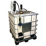 Lube-Station AF-IBC-1000-R für Frostschutz für 1000 l IBC-Container mit 10 m Schlauchaufroller