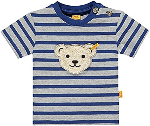 Steiff Collection T-Shirt mit Squeaker Kinder Jungen