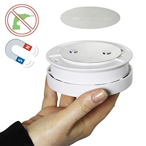 Bioledex Magnet Pad für Rauchmelder