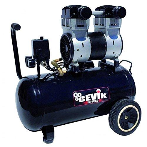 Cevik 0 Cevik Ca pro40silent compresor 230v 2hp 40