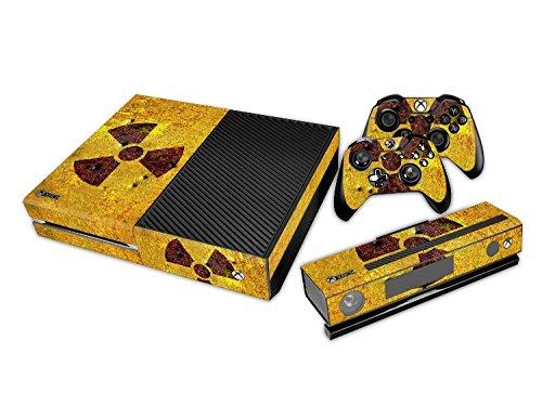 Kit di Skins, coperture adesive, per console Xbox One / 2controller / Fotocamera Kinect 2.0