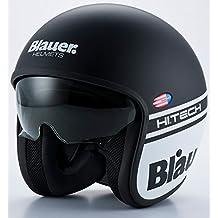 Helmets Pilot 1.1 H.t Black Mate Azul Size ...