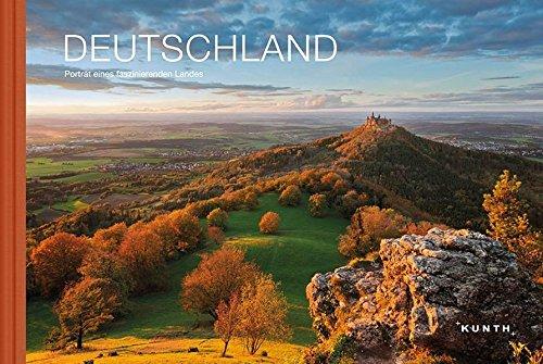 DEUTSCHLAND: Porträt eines faszinierenden Landes (KUNTH Bildbände/Illustrierte Bücher)