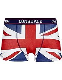 Lonsdale London Boxer Retro Shorts Medium Number 1152553554, Briefs, Underwear Boxer Shorts Trunks