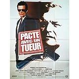 PACTE AVEC UN TUEUR Affiche de film - 120x160 cm. - 1987 - James Woods, John Flynn