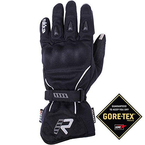 Preisvergleich Produktbild Rukka Virium X-trafit Motorradhandschuh, Farbe schwarz, Größe 10