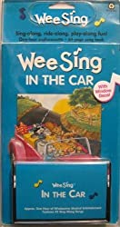 Wee Sing In The Car - Book & Cassette by Pamela Conn Beall (1999-05-03)