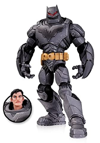 Dc Comics Designer Series 2 Capullo Dlx Batman Thrasher Action Figure