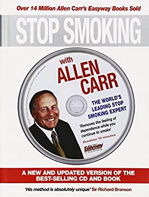 Stop Smoking with Allen Carr: A New and Updated Version of the Best-Selling CD and Book from Arcturus Publishing Ltd