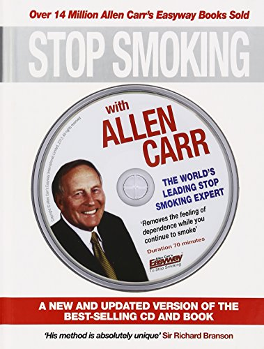 Stop Smoking with Allen Carr (Updated Edition) Cover Image