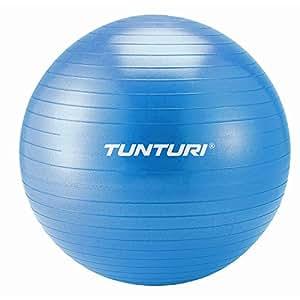 Tunturi Antiburst Gym Ball - Blue, 65 cm