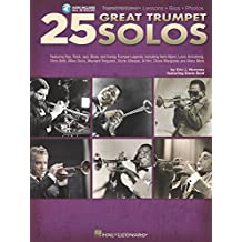 25 Great Trumpet Solos (Buch/CD)