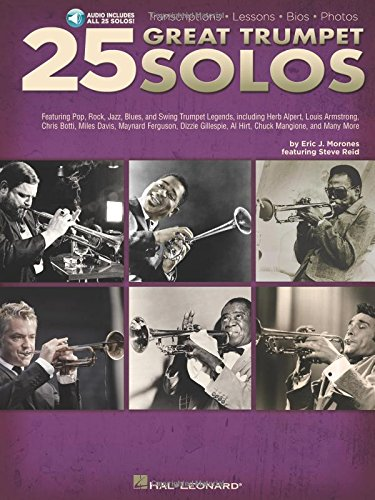 25-great-trumpet-solos-transcriptions-lessons-bios-photos-featuring-pop-rock-jazz-blues-and-swing-tr