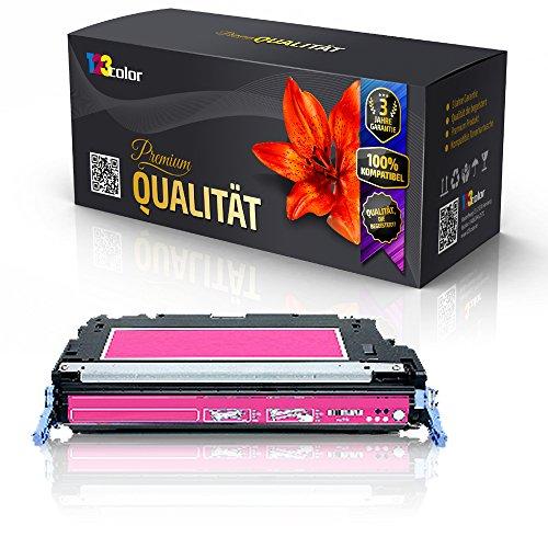 Print-Klex Alternative Tonerkartusche für HP Color LaserJet 3600 Color LaserJet 3600DN Color LaserJet 3600N Color LaserJet 3600 Series Q6473A Q-6473 Magenta Rot