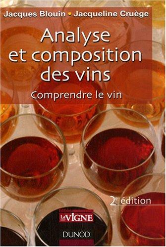 Analyse et composition des vins : Comprendre le vin