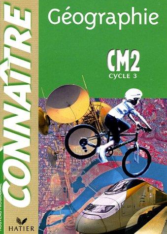Gographie CM2