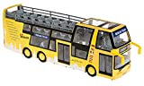 Idena 4224322 - Berlin Citytour Bus mit Panoramablick, circa 29 cm