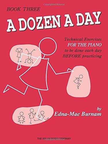 Preisvergleich Produktbild A Dozen a Day Book 3