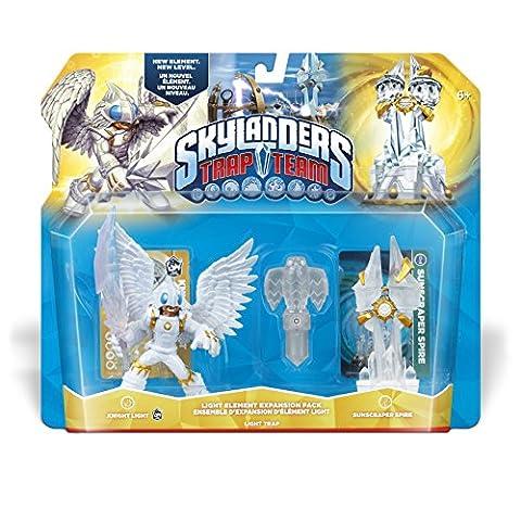 Skylander Knight Light - Figurine Skylanders : Trap Team - Pack