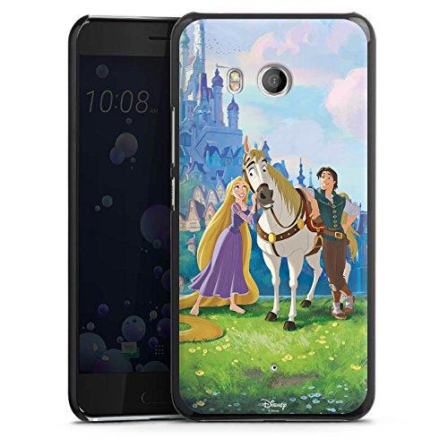 HTC U 11 Hülle Case Handyhülle Disney Rapunzel ? Neu verföhnt Merchandise Geschenke