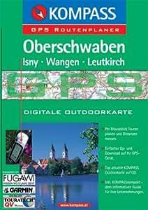 Oberschwaben. CD-ROM.