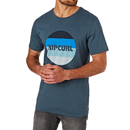 Rip Curl Men's Big Mama Round Logo Tee T-Shirt
