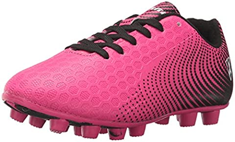 Vizari Stealth FG (Firm Ground) Youth Soccer Cleats 93354 Pink/Black 1