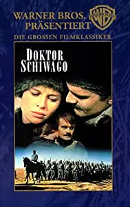 Doktor Schiwago [VHS]