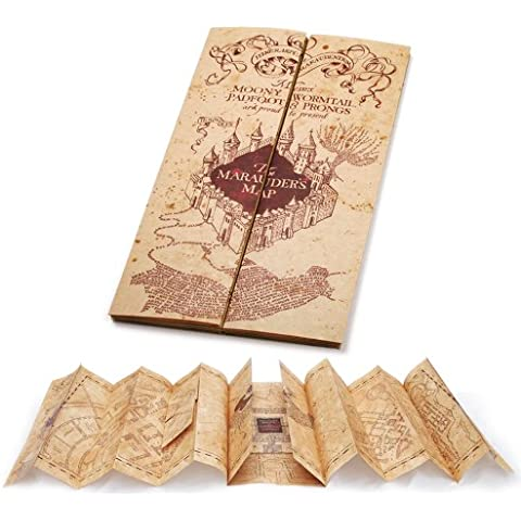 Harry Potter Marauder's Map (accesorio de disfraz)