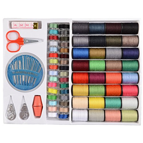 Hilos y herramientas para máquina de coser