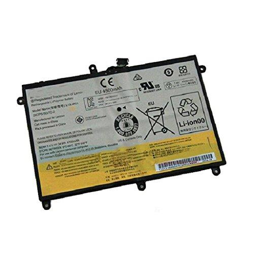 BPXLaptop Battery L13M4P21 L13L4P21 11S121500223 7.4V 34Wh 4600mAh for Lenovo IdeaPad Yoga 2 11