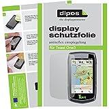 dipos I 3X Schutzfolie matt passend für Teasi One3 Folie Displayschutzfolie