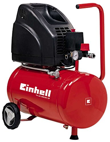 Einhell - TH-AC 200/24 OF - Compresor, 1100 W, 240 V, motor sin aceite,...