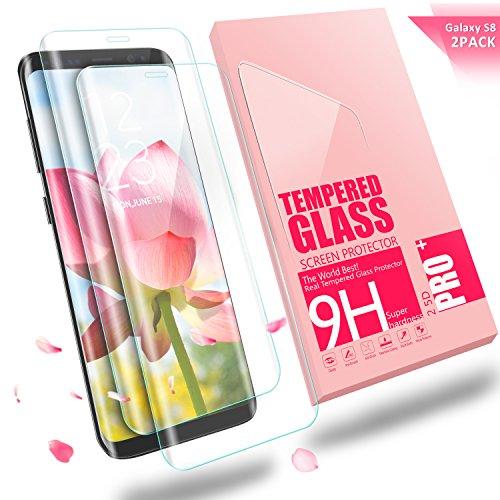 Aonsen Vetro Temperato Galaxy S8,