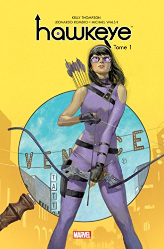 Hawkeye, Tome 1 : Points d'ancrage par Collectif