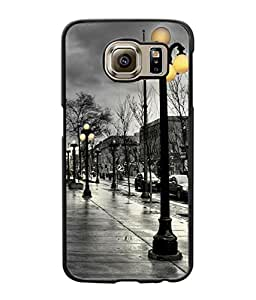 indiaspridedigital printed backk cover for samsung galaxy s6 edge