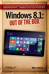 Windows 8.1: Out of the Box by Mike Halsey (2013) Paperback