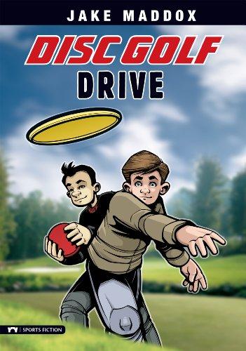 Disc Golf Drive (Jake Maddox Sports Stories) (English Edition) - Tiffany Golf