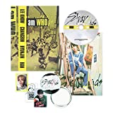 STRAY KIDS 2nd Mini Album - I am who [ WHO Ver. ] CD + Photobook + Photocard + Lyrics Poster + OFFICIAL POSTCARD AND STICKER + FOLDED POSTER + FREE GIFT / K-POP Sealed