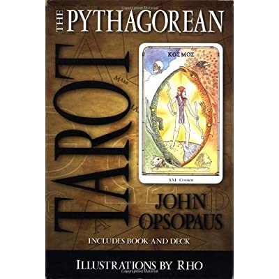 The Pythagorean Tarot