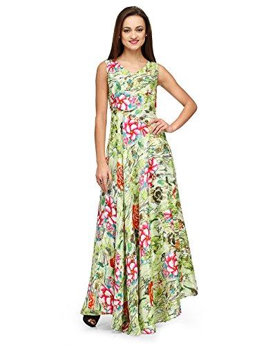 Xoxo Green / Blue Floral Maxi Dress / Xoxo Blue And Green Cotton Dress / Xoxo Grecian Maroon Dress / Xoxo Cotton Max