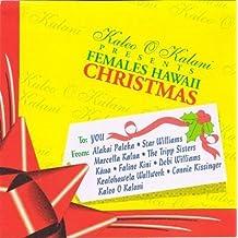 Females Hawaiian Christmas by Kaleo O Kalani