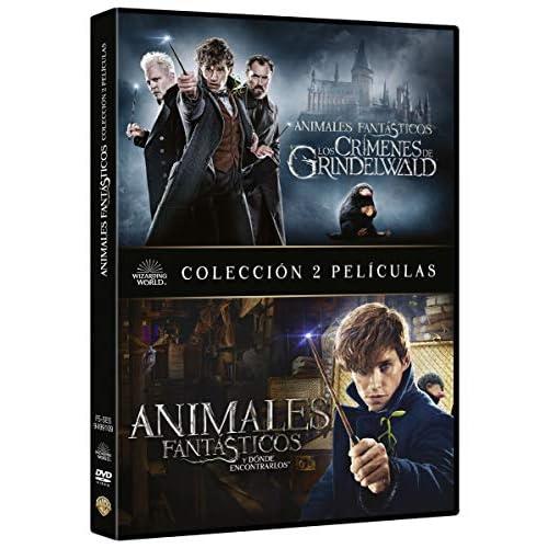 Animales Fantasticos Y Como Encontrarlos + Animales Fantásticos: Los Crímenes De Grindelwald [DVD] 5