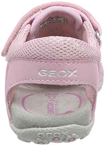 Geox - B Roxanne B, Scarpine primi passi Bimba 0-24 Rosa (C8004)