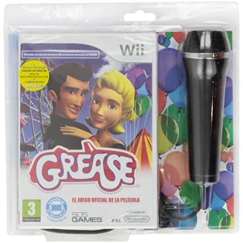 Grease + Micrófono